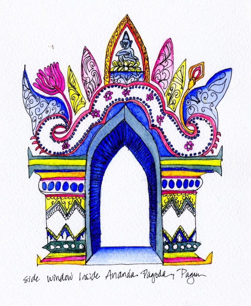 Ananda Pagoda