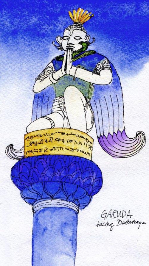 Garuda Bronze