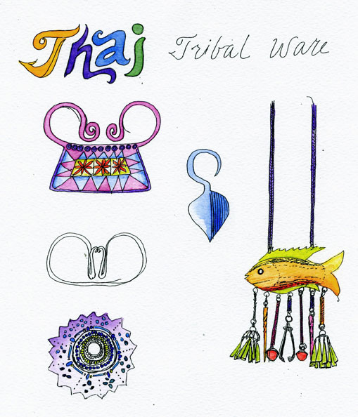 Thai Tribal Ware